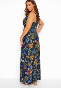 Yours Clothing - Maxi dress - navy - 2