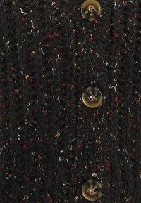 Cotton On - MULTI CROPPED CARDI - Cardigan - black multi - 2