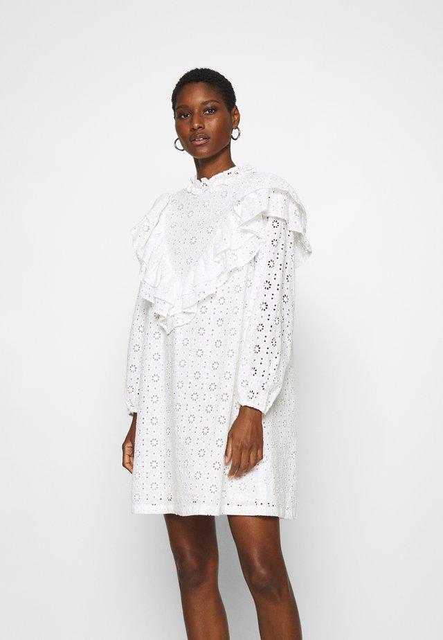 MILDA - Robe d'été - creme
