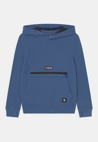 Abercrombie & Fitch - GAMING HOODIE - Sweatshirt - blue - 0
