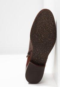 Caprice - Ankle boots - cognac - 6