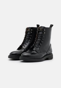 G-Star - CORBEL BOOT - Lace-up ankle boots - black - 2