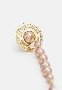 Vivienne Westwood - BROKEN EARRINGS - Earrings - rose gold-coloured - 2