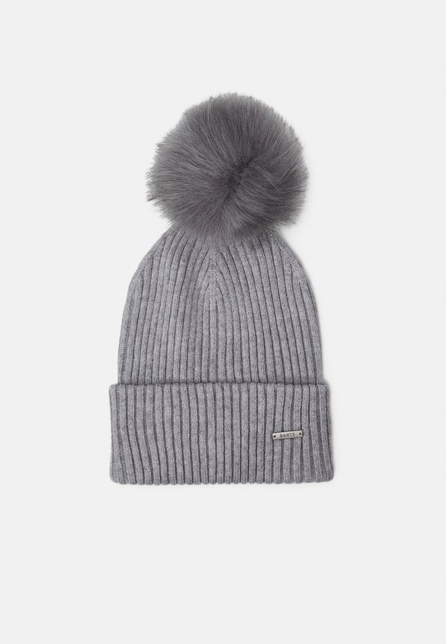 KENZIE BEANIE - Bonnet - heather grey
