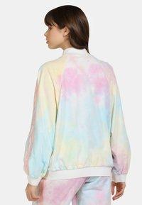myMo - Summer jacket - pink/blue/yellow - 2