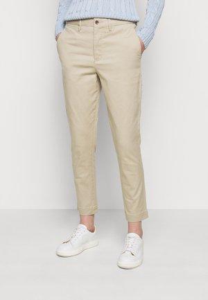 MODERN STRETCH - Kalhoty - coastal beige