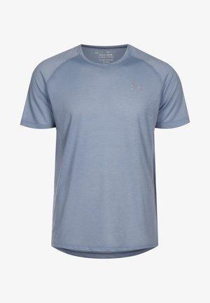 STREAKER  - Print T-shirt - blue