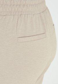 b.young - Trousers - sesam melange - 5