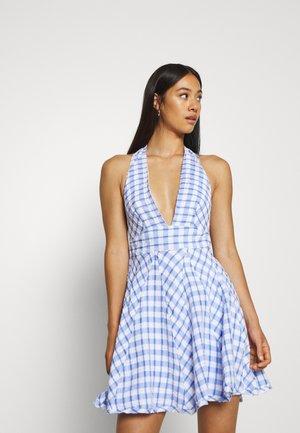 DO THE TWIST MINI - Day dress - white