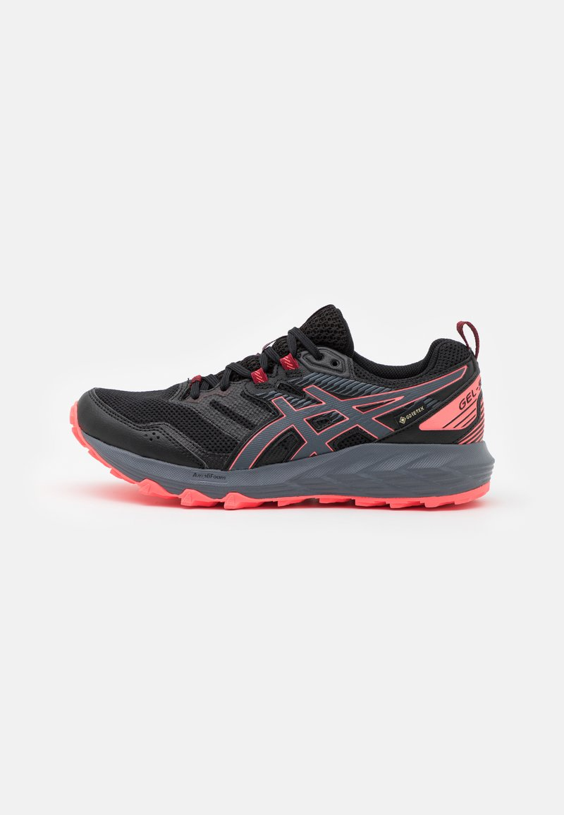 ASICS - GEL SONOMA 6 GTX - Trail running shoes - black/metropolis
