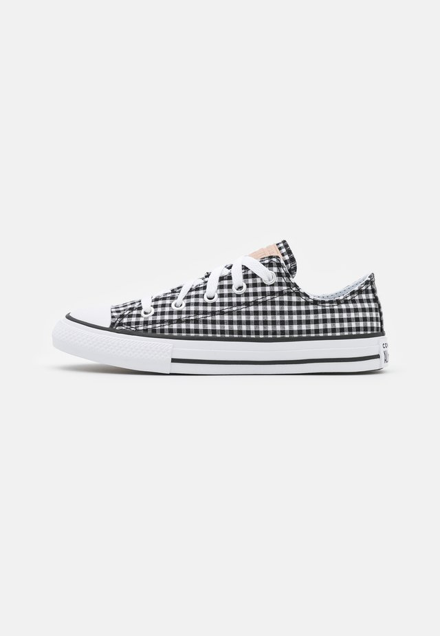CHUCK TAYLOR ALL STAR GINGHAM UNISEX - Trainers - black/white