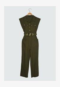 Trendyol - Jumpsuit - green - 0