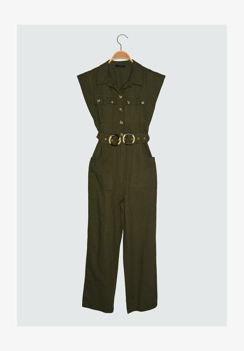 Trendyol - Jumpsuit - green