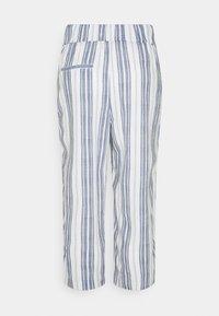 Springfield - WEBPLUS CULOTTE - Trousers - dark blue - 1