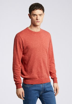 Sweter - coral