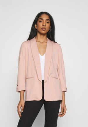 VMYIKI 3/4 SLEEVE - Blazer - misty rose