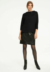 comma - Sweatshirt - black - 1