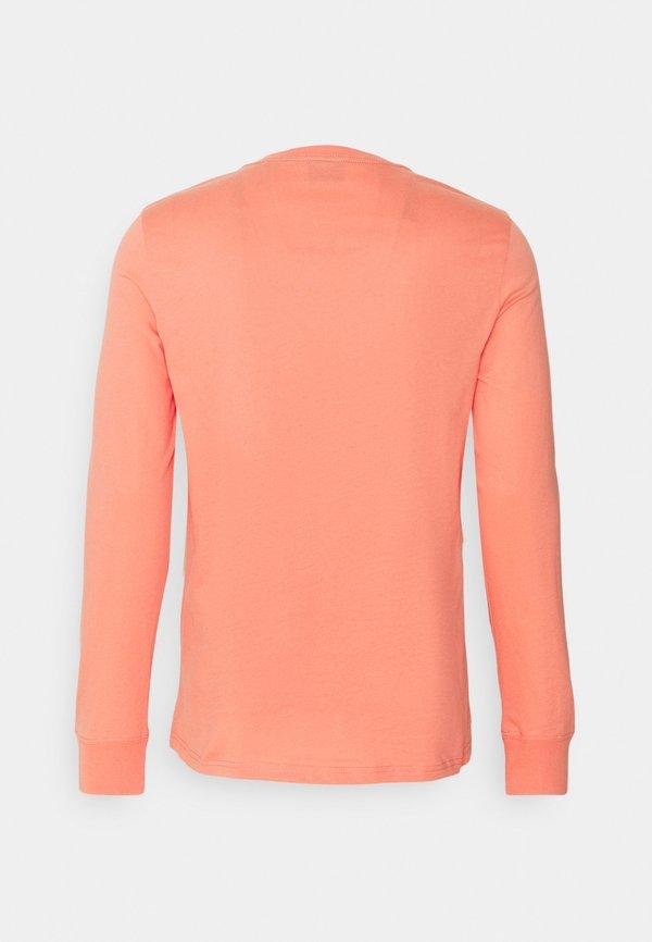 PS Paul Smith MENS ZEBRA - Bluzka z długim rękawem - rose/jasnorÓżowy Odzież Męska GSAJ