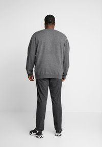 GANT - PLUS  - Jumper - dark charcoal mélange - 2
