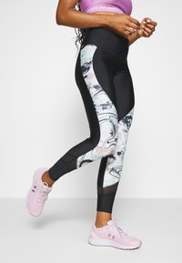 Under Armour - ARMOUR ALKALI LEGGING - Collants - black - 0
