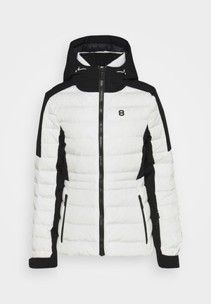 ANOESJKA JACKET - Skijakke - blanc