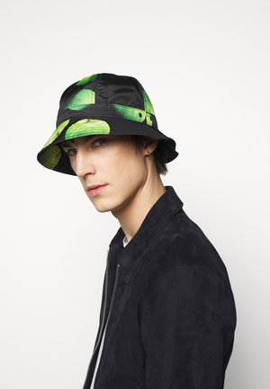 BUCKET HAT APPLE UNISEX - Klobouk - black