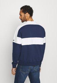 Nike Sportswear - REISSUE FAIRLEAD CREW - Sweatshirt - midnight navy/sail - 2