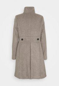 Esprit Collection - BASIC COAT - Classic coat - taupe - 1