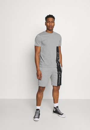 VERTICAL SCRIPT TWINSET - Trainingspak - grey