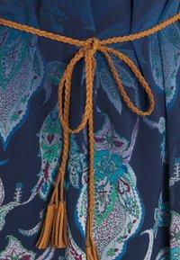 Desigual - JANE - Robe d'été - blue - 2
