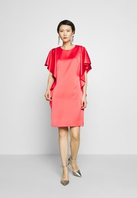 HUGO - KOSALI - Cocktail dress / Party dress - bright red - 1