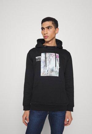 ARTSY HOODIE UNISEX - Sweatshirt - black
