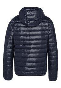 Schott - Winter jacket - shiny navy - 1