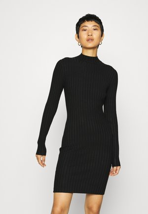 ELNORA - Jumper dress - black