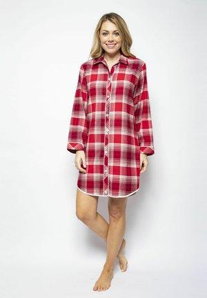 Camicia da notte - red chks