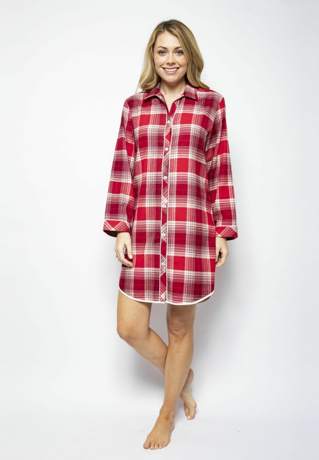 Nightie - red chks