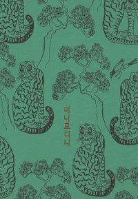 Mini Rodini - TIGERS UNISEX - T-Shirt print - green - 2