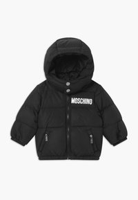 MOSCHINO - PADDED - Down jacket - black - 0