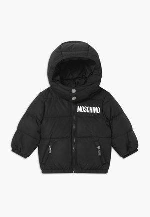 PADDED - Gewatteerde jas - black