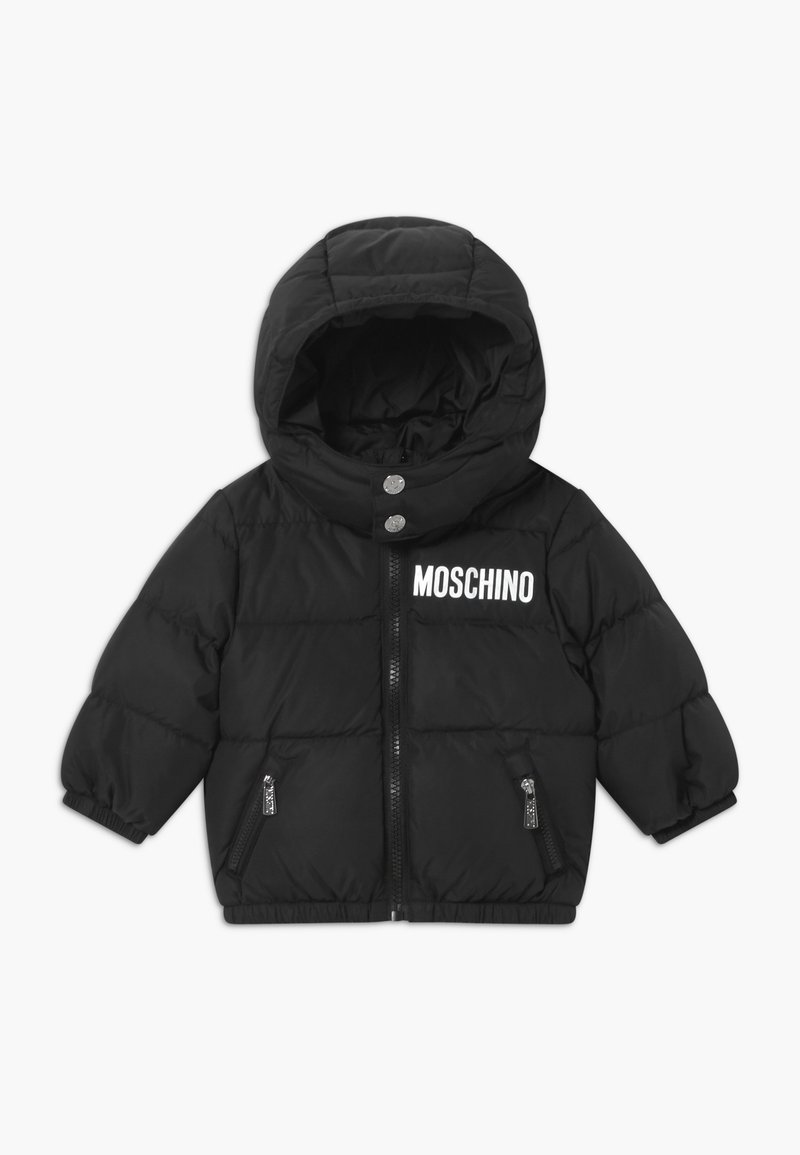 MOSCHINO - PADDED - Down jacket - black