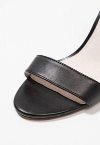 mint&berry - High heeled sandals - black - 2