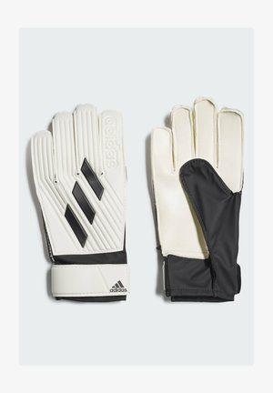 Goalkeeping gloves - white/black