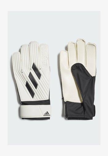 Målvaktshandskar - white/black