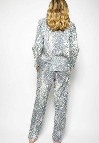 Cyberjammies - Pyjama top - grey leaf - 3