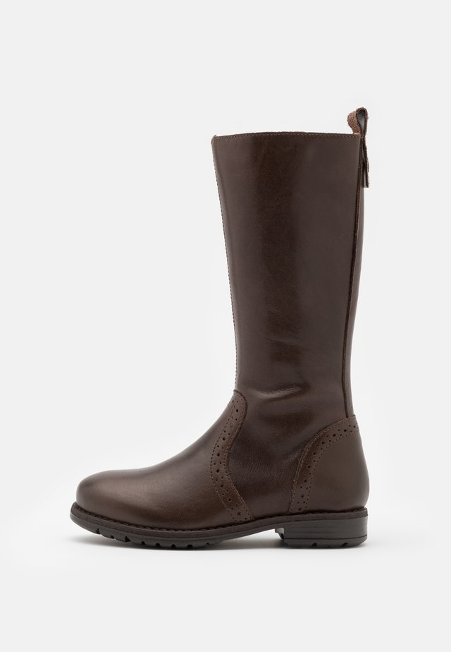 MYRA - Winter boots - brown