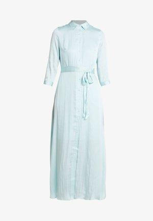 SAVANNAH DRESS SOLID - Maxikjole - mint