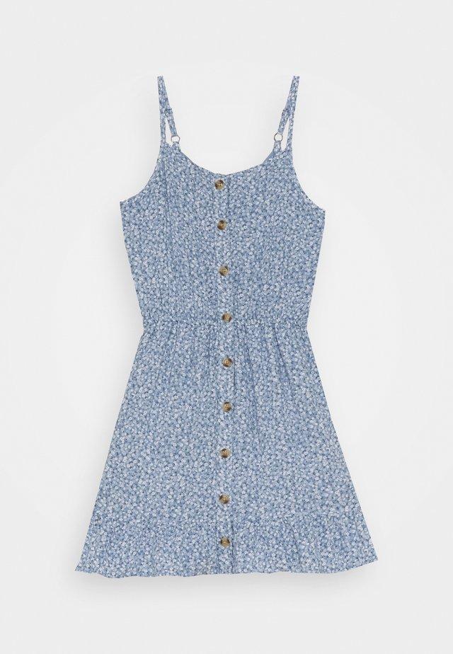 BEST BACK EASTER DRESS - Robe d'été - blue