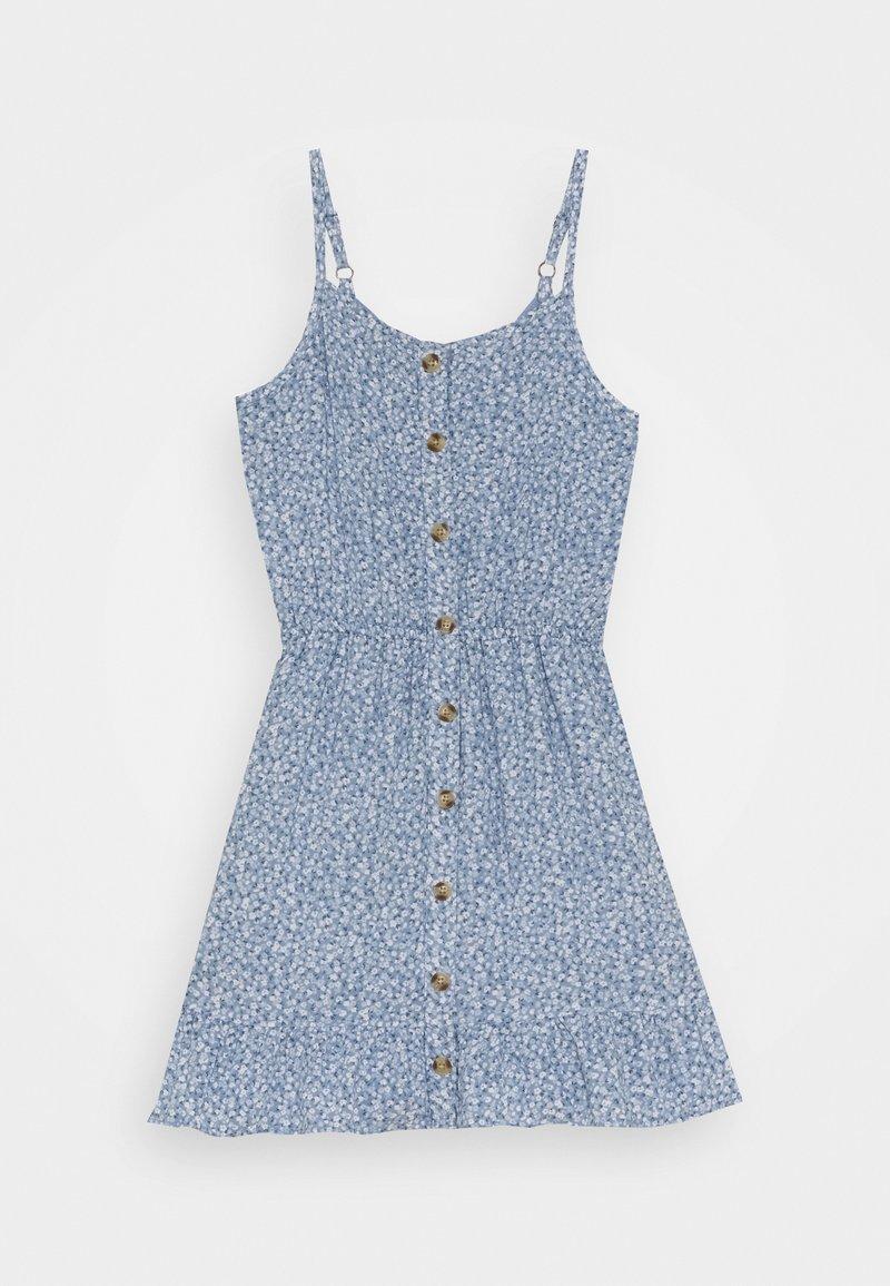 Abercrombie & Fitch - BEST BACK EASTER  - Vestido informal - blue