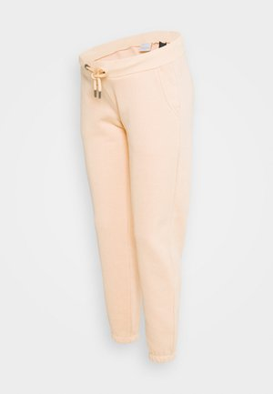 MLCHRISTEL PANT - Tracksuit bottoms - peach pink