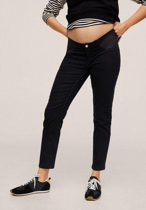 MTERNITB-I - Jeans Skinny Fit - black denim
